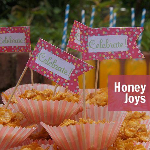 Honey-Joys