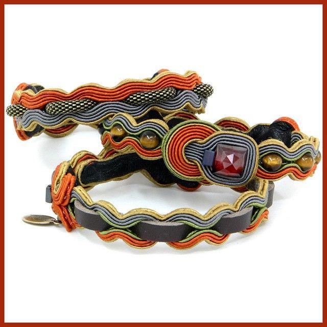 Doris stackable Tess bracelets: pile 'em on or wear them alone; either way you make a fashion statement! #doricsengeri #bracelet #jewelrygram #accessories #beautiful #instajewelry #style #man #unisex #stackable #trend #boho #bohostyle