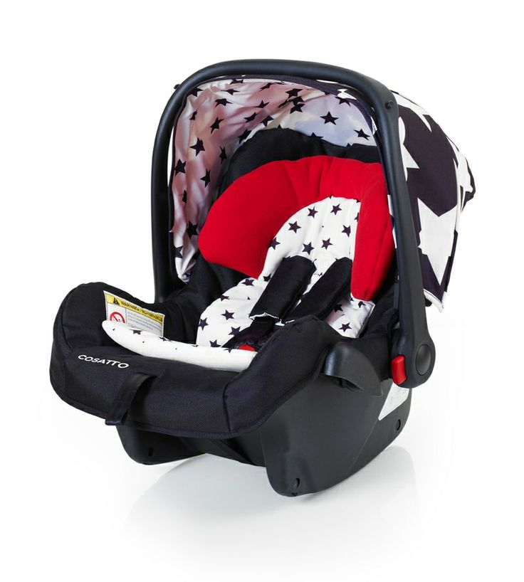 Premium safety seats needn't look same old, same old. These are yawn inducing, in a good way. The only yawns round these plush pods of security are from your super snug young'un; thanks to a cosy liner and FREE comfy pack. For newborns up to 13kg/29lbs (approx 12-15 months), these cheeky chappies are in pole position. Shift into a groovier gear.