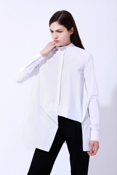 White shirt new cut