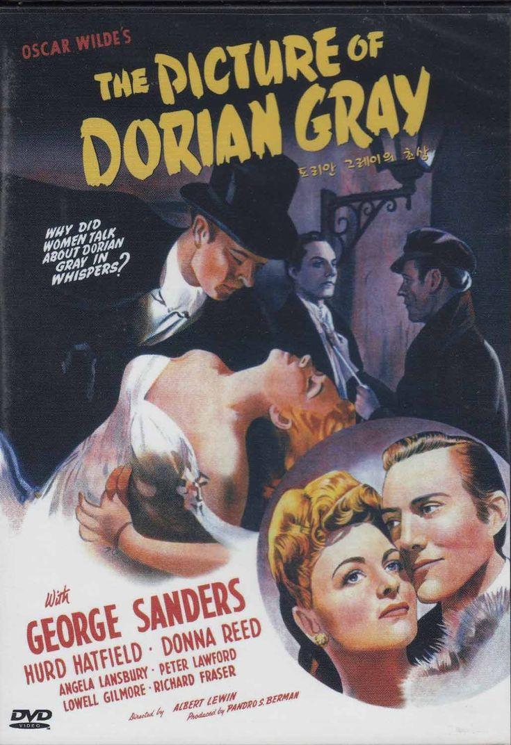 The Picture of Dorian Gray (1945) Movie | Dorian gray ...