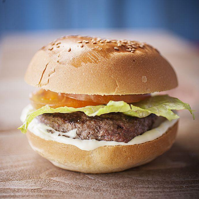 STRAvaccato lo Strampalato burger di Chianina
