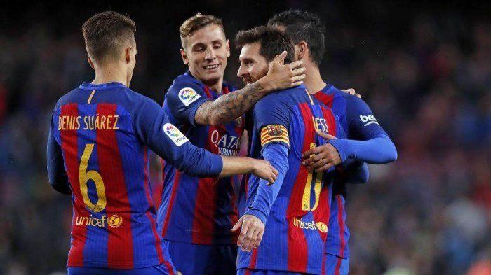 Ini Nih Pemain yang Dikabarkan Bakal Diburu Barcelona di Bursa Transfer Musim Depan