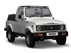 Maruti Gypsy 2016 Maruti Suzuki Gypsy April 2017 Price List Model Variant List India