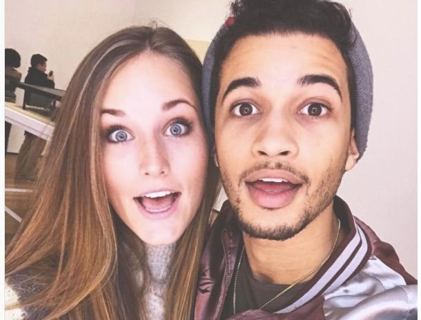 Ellie Woods is the girlfriend of Jordan Fisher; dancer, actor, and singer known for his work on The Secret Life of the American Teenager, and Liv and Maddie