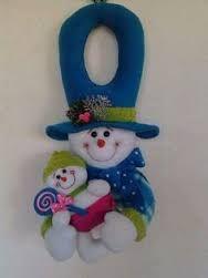 Resultado de imagen para picaportes navideños