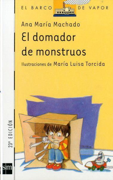 Sergio, un niño pequeño, detesta a los monstruos que todas las noches aparecen en su habitación. Hasta que se harta de tener miedo y decide buscar una manera de acabar con ellos de una vez por todas. Una historia divertida que enseña la necesidad de afrontar los problemas de la vida. (3 ejemplares)