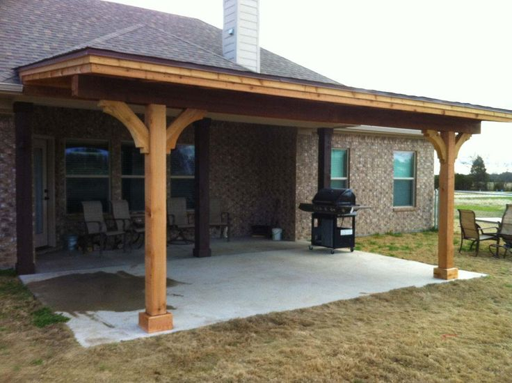 View Our Patio Cover Projects To See How We Can Provide Your Backyard With As Much
