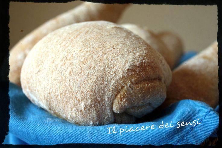 Pane con Petra 1 - impasto diretto