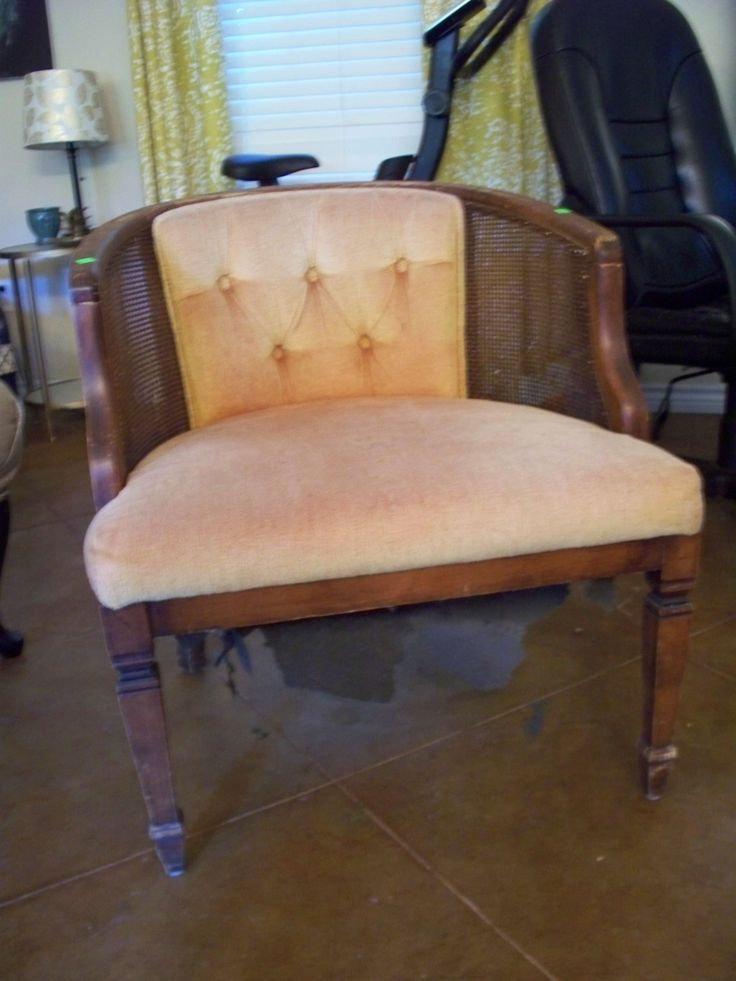I paid  7 99 for this chair at a thrift store and restored it for my  daughter. 36 best images about my furniture paint restorations on Pinterest