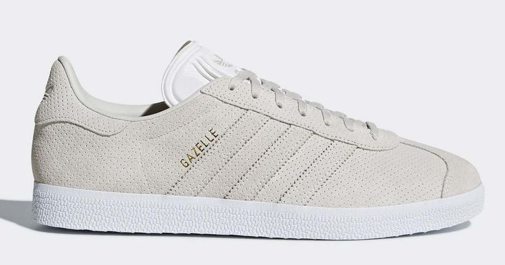 Get These Grey & Gold Adidas Gazelle For Just $50 Shipped While Supplies Last!