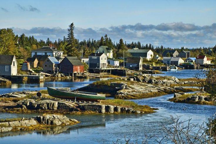 Lunenburg, Nova Scotia, Canada (UNESCO site)