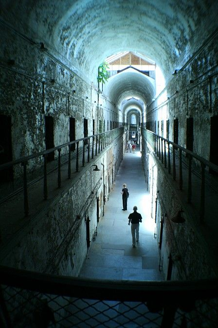 history of eastern state penitentiary essay Free essay: penitentiary ideal and models of american prisons penitentiary ideal and models of american prisons essay eastern state penitentiary was more of.