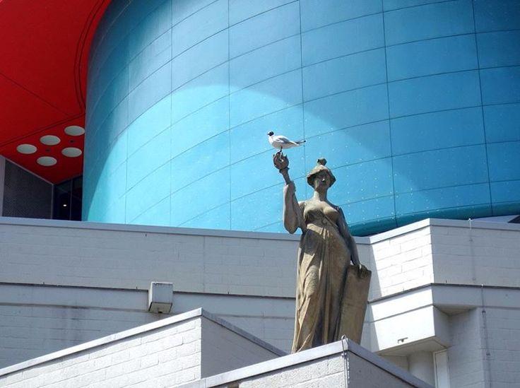 Insurance angel TivoliVredenburg by @picture.pieter