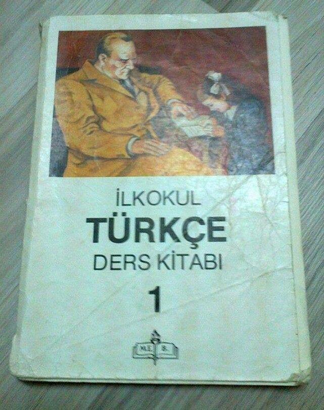 Türkçe kitabı
