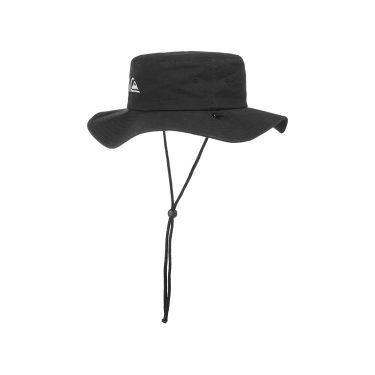 Praktische Sonnenhüte für Herren. Coole Hüte aus Stoff. Bushmaster Bucket Fischerhut by Quiksilver mit 24 h Versand, Rechnungskauf & 100 Tage Umtausch.