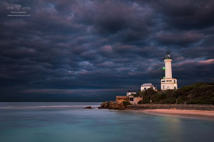 Point Lonsdale lighthouse, Victoria. by Pete James / 500px