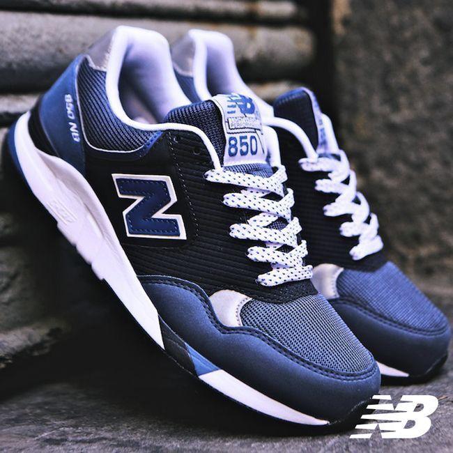 New Balance 850: Navy