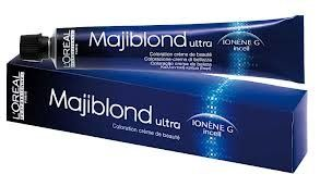 L'Oreal Professionnel Majiblond Ultra Ionene G Incell Hi.Lift Haircolor 900S  //Price: $ & FREE Shipping //     #hair #curles #style #haircare #shampoo #makeup #elixir