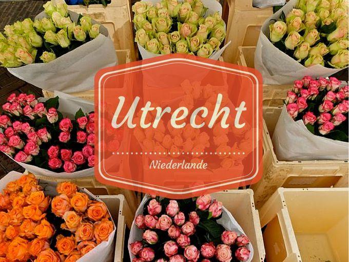 Warum Utrecht noch viel sch�ner ist als Amsterdam!