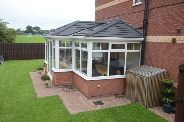 Combination Tiled Roof Conservatoriesuk
