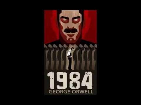 George Orwell - 1984 Část 1. audiokniha povídky