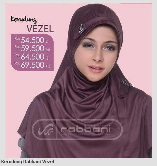 Kerudung Rabbani Vezel