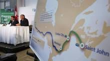 Energy East: a TransCanada pipeline recycling project that strengthens Confederation ||| the globe and mail