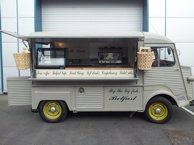 New Coffee Vans Custom Van Conversions Fit Out Mega