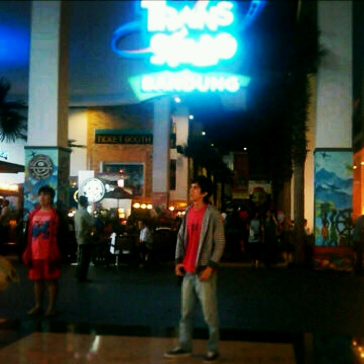 @ Trans studio mall