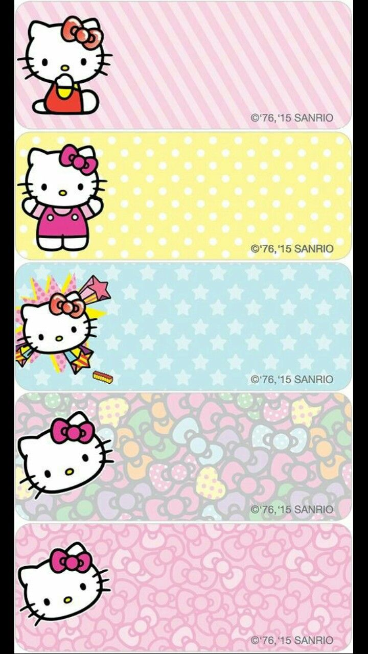Pin By Camila On Planers Hello Kitty Printables Hello Kitty Wallpaper Hello Kitty