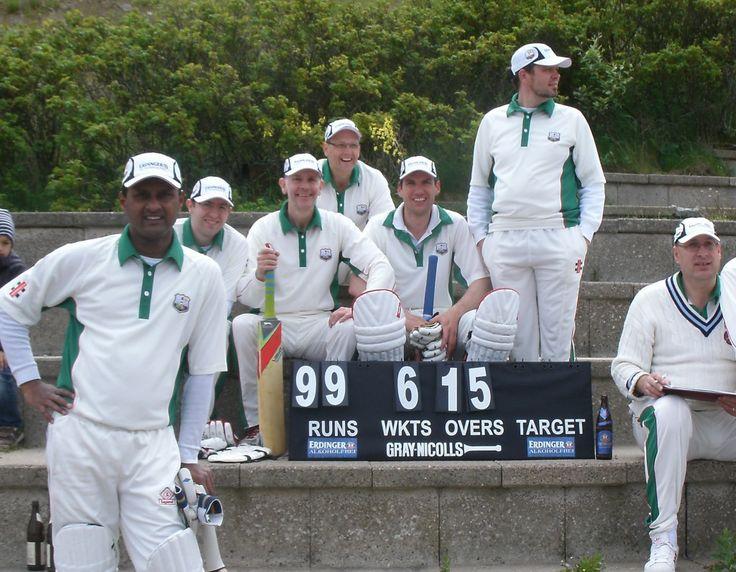 Heligoland Pilgrims 1745 Cricket Club