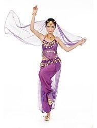 Debemos trajes de la danza del vientre vestido del entrenamiento del funcionamiento de las mujeres