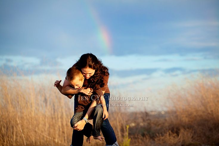 mother and son picture poses | Mom, Sons, & Rainbows! | Jen CYK Photography