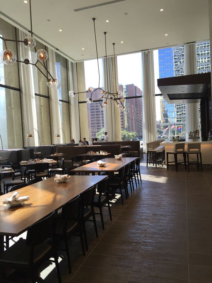 Inside The New Westin Dallas Downtown Hotel