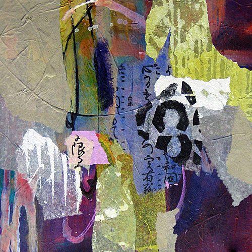 Susan Greenbaum - Abstract Watermedia Artist - Featured artwork