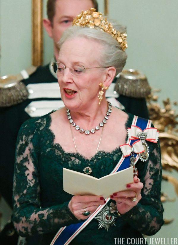281 best Royal Jewels of Denmark images on Pinterest ...