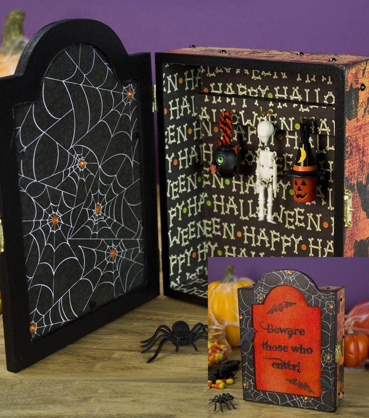 Halloween Secret Box