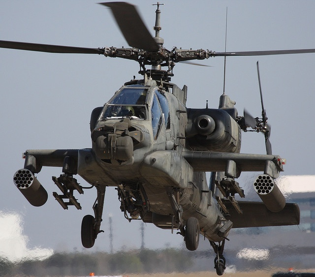 Hughes McDonnell Douglas Boeing AH-64 Apache by AV8PIX Christopher Ebdon