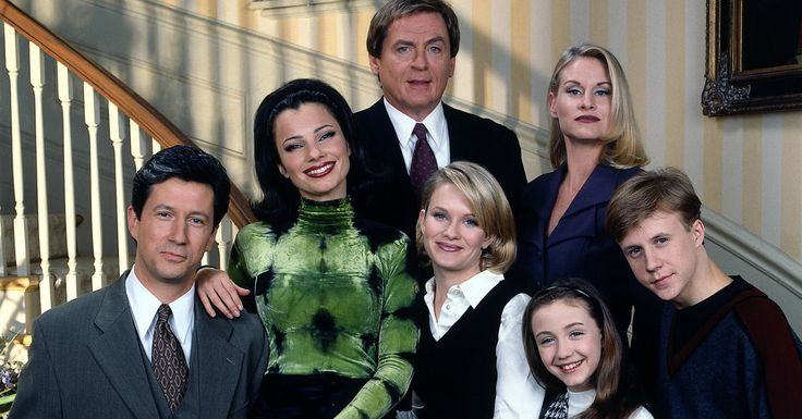 Do you remember 'The Nanny'? This is what the cast looks like now!