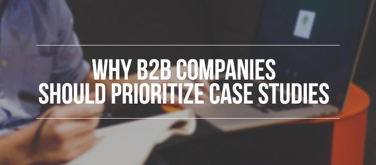 A recent report has cited case studies as the most effective content format. Findings from the Content Marketing Benchmarking Report published in B2BMarketing.net reveal that 66 percent of B2B market…