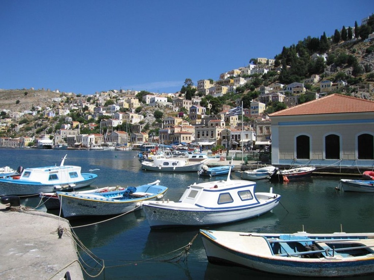 The harbour town of Symi known as a popular tourist haven has a festival from July to September with free open-air concerts
