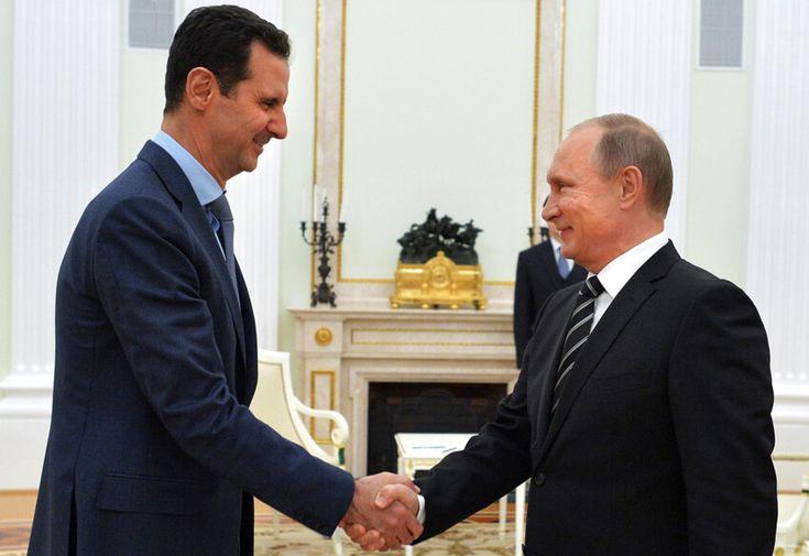 米国はシリアからアサドを追放するつもりはない