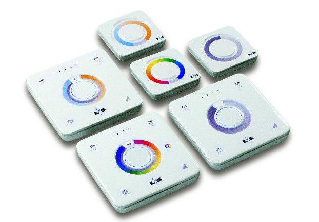 Sistema di controllo per illuminazione wireles L&S