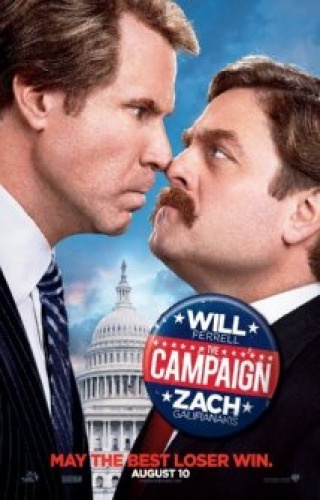 Free Movie Screening Passes for The Campaign: Campaigns Posters, The Campaigns, Full Movie, Funny Movie, Zach Galifianakis, Comedy Movie, Will Ferrell, Movie Online, Faces Off
