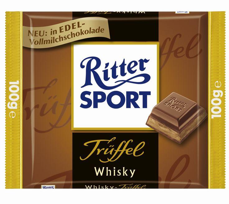 RITTER SPORT Trüffel Whiskey (2005)