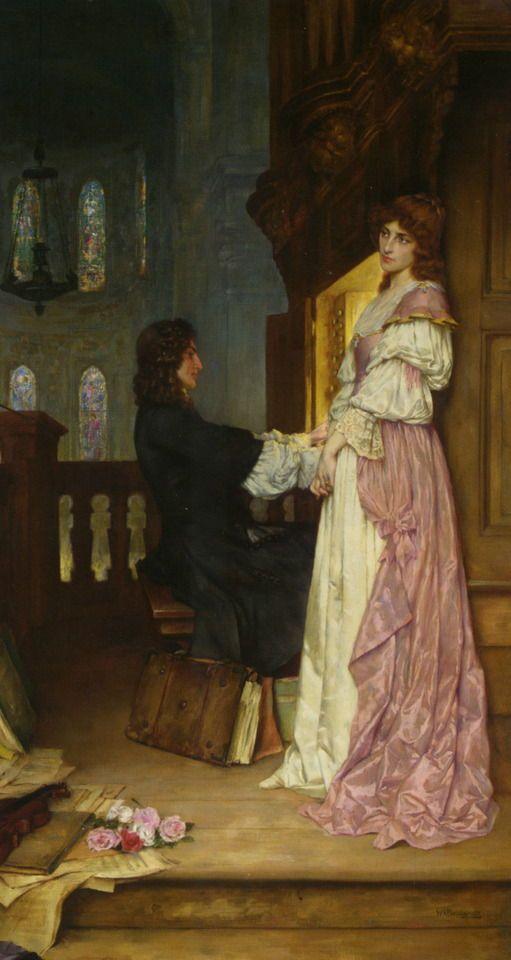 Nun Komm, derr Heiden Heiland — Dietrich Buxtehude Si la Musique est la Pâture de L'Amour(If Music Be the Food of Love)William Breakspeare