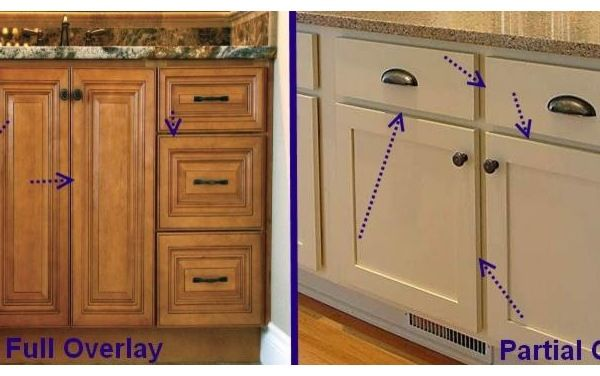 Overlay cabinet door google search built ins for 7 x 9 kitchen cabinets