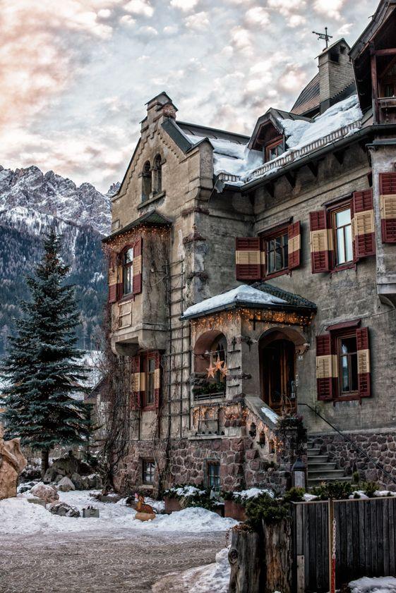 Delle bellissime foto della nostra splendida San Candido ( e del nostro hotel) dal fotografo Gabrio Tomelleri