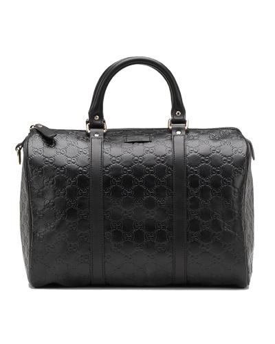 Gucci joy medium boston bag black - $409